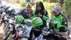 Ojek Berlangganan Bandung, Cari Mitra